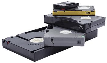 Movie Transfer Your VHS C S 8mm Hi 8 Video Mini DV